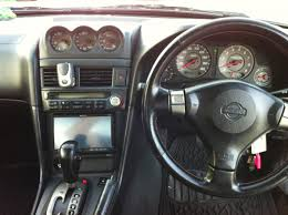 nissan r34 interior sydney r34 gtt white coupe clean good condition low km for sale