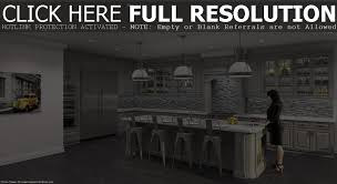 modern grey kitchen cabinets gray designs ideas idolza