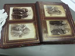 antique photo album four things you should do with your antique photos