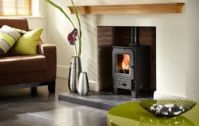 fireplace inspiring living room decoration ideas using brick