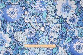Clearance Drapery Fabric The Fabric Cellar Clearance Designer Latika Printed Linen
