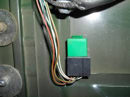 wiring the td5 rear door to a 300tdi land rover expedition