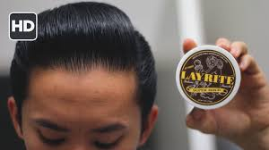 Pomade Kw layrite hold review heavy hold without heavy application