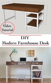 Making A Desktop Out Of Wood by Best 25 Diy Desk Ideas On Pinterest Desk Ideas Desk And Craft