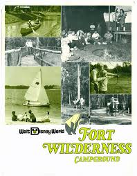 Fort Wilderness Map Widen Your World Glossary U0026 Scan Page