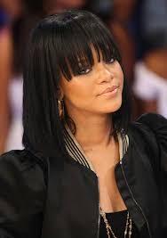 Bob Frisuren Rihanna by Rihanna Shoulder Length Hair Hairstyle All Things