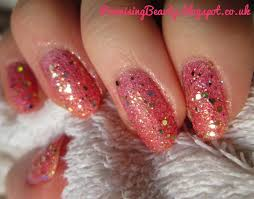 promising beauty valentine u0027s nails pink leopard print hearts