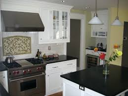 kitchen backsplash height kitchen backsplash stainless steel sink tile white cabinets