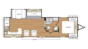 catalina sbx 281rks travel trailer floor plan