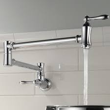 Kitchen Pot Filler Faucets When Using Pot Filler Faucet In Kitchen U2014 New Interior Design