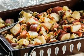 thanksgiving recipes across the united states german potatoes