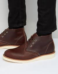 boots sale near me wing store greenbrook nj wing leather chukka boot brown