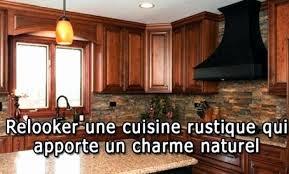 customiser cuisine rustique relooker une cuisine ancienne en moderne nouveau galerie cuisine