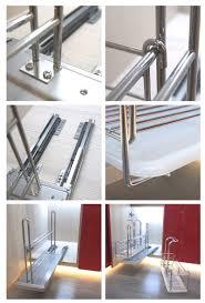 excel sink hand removable pull out basket kitchen baskets