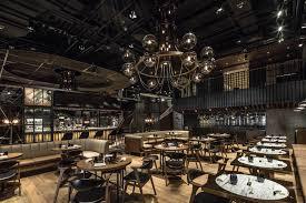 interior elegant design best restaurant interiors bar outstanding