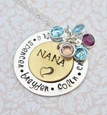 mothers day necklaces personalized gift personalized gift gift necklace christmas