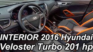 hyundai veloster gdi specs interior hyundai veloster turbo 2016 aro 18 aut7 1 6 gdi 204 cv