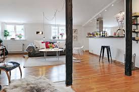 integrar columnas en la decoración de tu casa myr