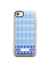 moroccan tile moroccan tile iphone printed case cabana life sun protective