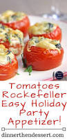 tomatoes rockefeller recipe oysters dinners and favorite recipes