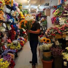 Flower Store Lasting Art A Flower Store Where Everything Is 100 Fake The