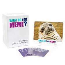 Meme Game - what do you meme core game