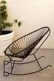 Rocking Chair Miami 143 Best Rocking Chairs Images On Pinterest Vintage Metal