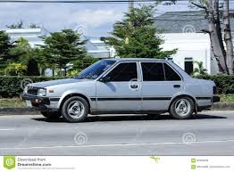 nissan sunny 2016 private old car nissan sunny editorial stock image image 82985509