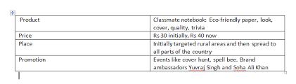 classmate copy price marketing classmate august 2014