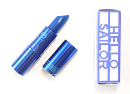 blue swatches review swatches lipstick queen hello sailor lipstick haodoyoungo