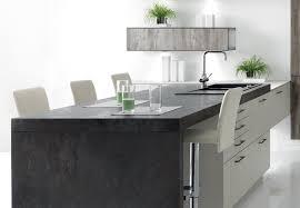 plan de travail cuisine ceramique zoom sur le plan de travail en céramique schmidt plan de