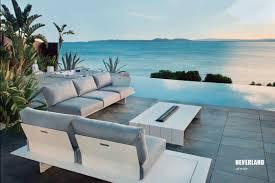 Outdoor Furniture Mallorca by Gardenart Modular Sofa Neverland Mediterranean Living Mallorca