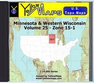 topo maps wisconsin digital topo maps dvd usa yellowmaps map store