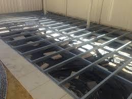 decks composite deck framing composite decking stairs