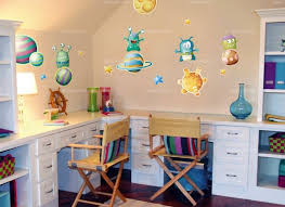 stickers pour chambre bebe stickers extraterrestres