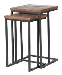 end table set of 2 lineberger 2 piece nesting table set reviews joss main