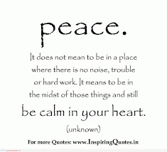 quotes on peace on earth inspiring quotes inspirational