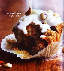 comfort food recipes carrot cake cupcakes healthy carrot cakes