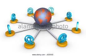 social network connection around world stock photos social