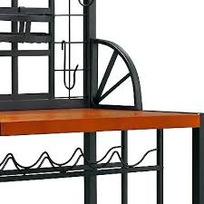 Metal Bakers Rack Wine Rack Bars Bar Bakers Racks Diamond Tile Bakers Rack