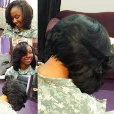 shoulder length hair feathered on the sides the sides best 25 sew in with bangs ideas on pinterest wigs with bangs