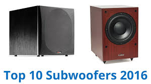 home theater subwoofer 10 best subwoofers 2016 youtube