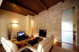 rivestimenti interni in legno rivestimento in pietra delle pareti architetto digitale
