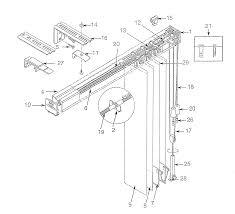 interior design vertical blind repair levolor vertical blinds