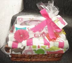 baby shower basket in the motherhood baby shower gift basket for a baby girl