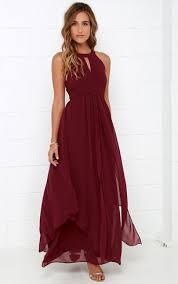 wedding dress maroon burgundy bridesmaid dress maroon of honor dresses