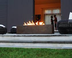 How To Make A Gas Fire Pit by Design Guide For Outdoor Firplaces And Firepits Garden Design