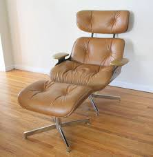 Eames Leather Lounge Chair Eames Picked Vintage