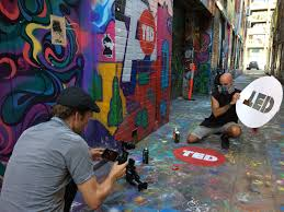 How To Make Mural Art At Home by Organize A Local Tedx Event Participate Ted