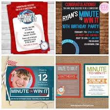 10 awesome minute to win it happiness is